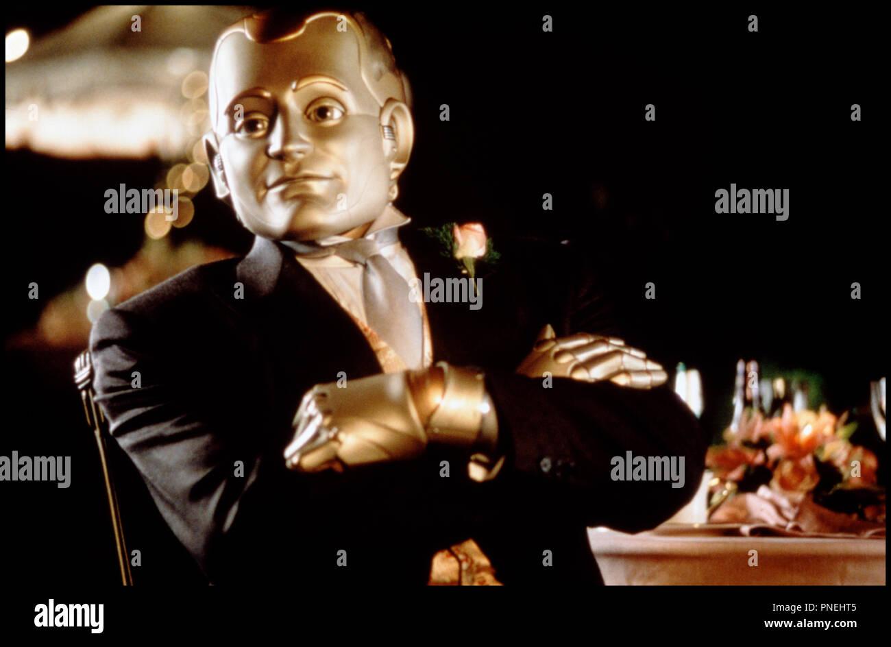 Prod DB © Columbia / DR L'HOMME BICENTENAIRE (BICENTENNIAL MAN) de Chris Columbus 1999 USA avec Robin Williams robot d'apres le roman de Isaac Asimov - Stock Image