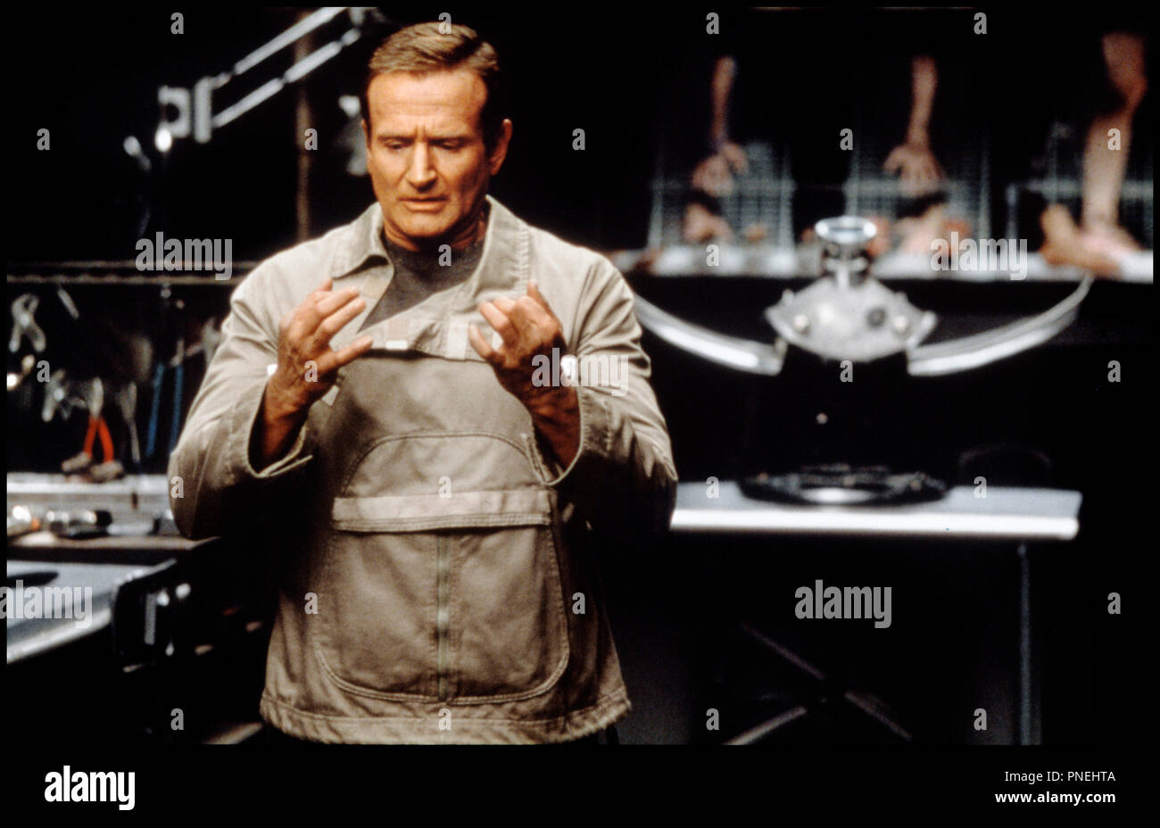 Prod DB © Columbia / DR L'HOMME BICENTENAIRE (BICENTENNIAL MAN) de Chris Columbus 1999 USA avec Robin Williams d'apres le roman de Isaac Asimov - Stock Image