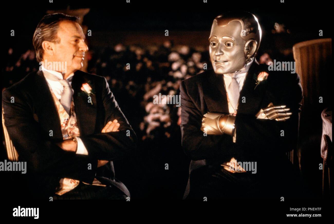 Prod DB © Columbia / DR L'HOMME BICENTENAIRE (BICENTENNIAL MAN) de Chris Columbus 1999 USA avec Sam Neill et Robin Williams science-fiction,  d'apres le roman de Isaac Asimov - Stock Image