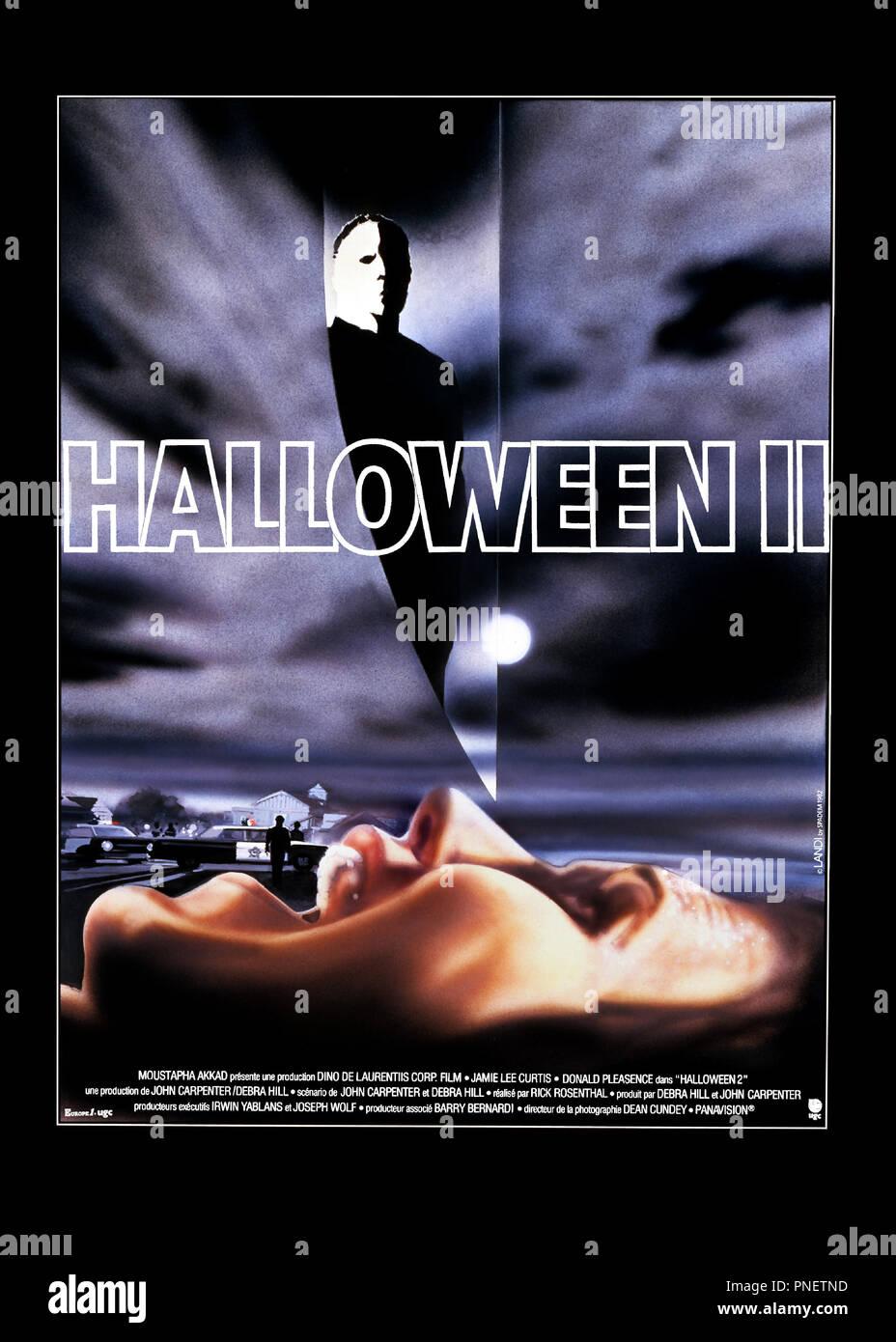 Halloween 2 1981 Stock Photos Halloween 2 1981 Stock