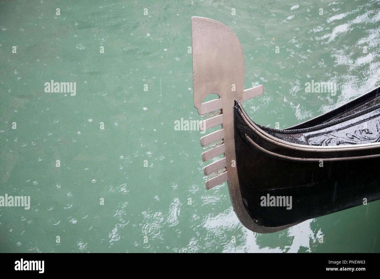 Ferro Di Gondola.Fero Da Prora Stock Photos Fero Da Prora Stock Images Alamy
