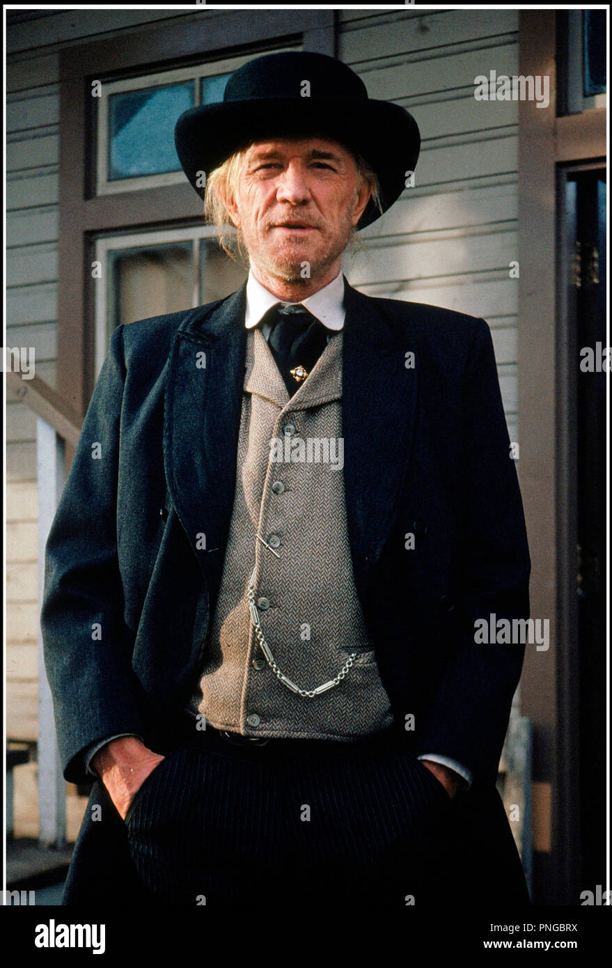 Prod DB © Malpaso - Warner Bros / DR IMPITOYABLE (UNFORGIVEN) de Clint Eastwood 1992 USA avec Richard Harris western, - Stock Image