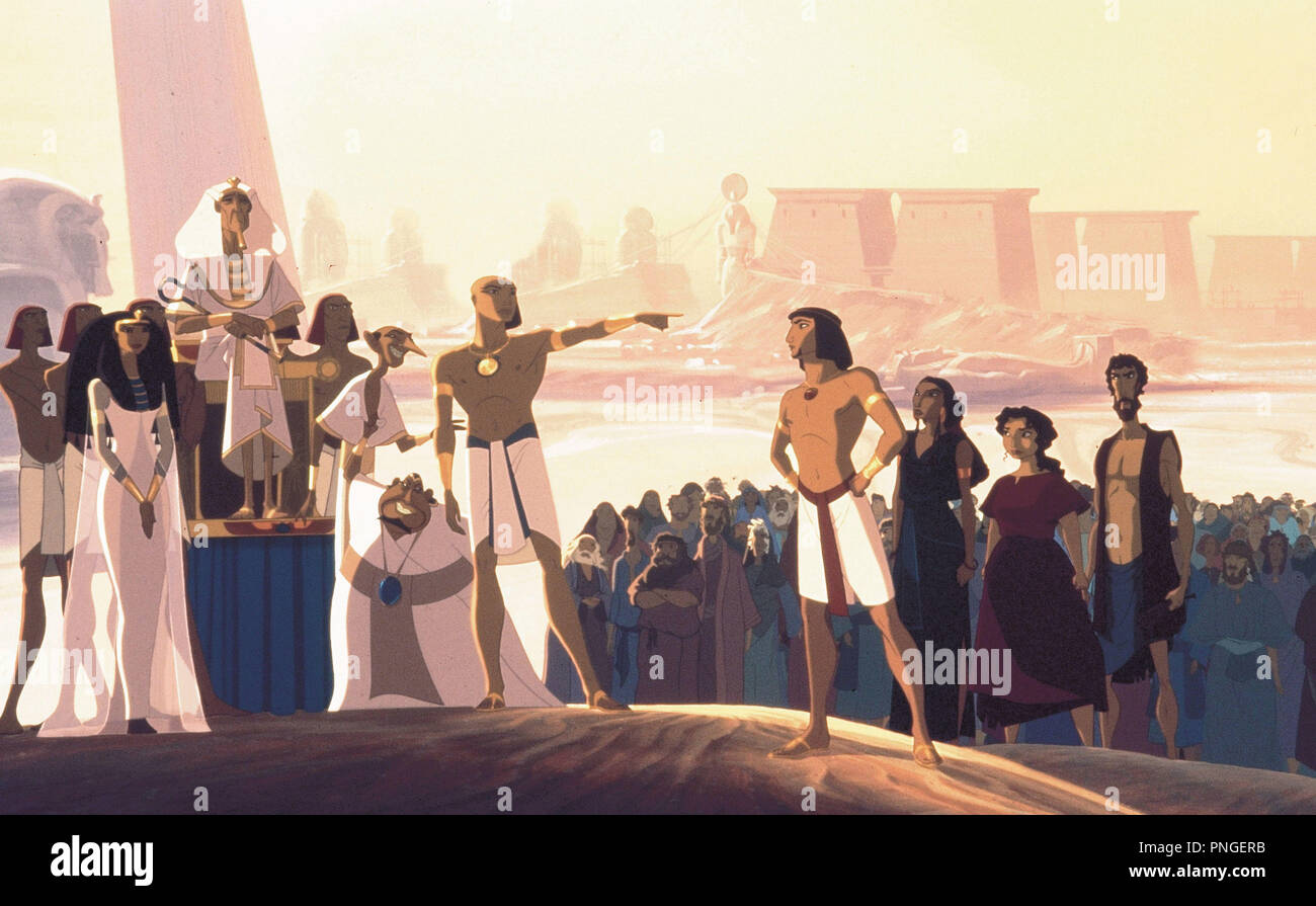 The Prince of Egypt   Dreamworks Animation Wiki   Fandom