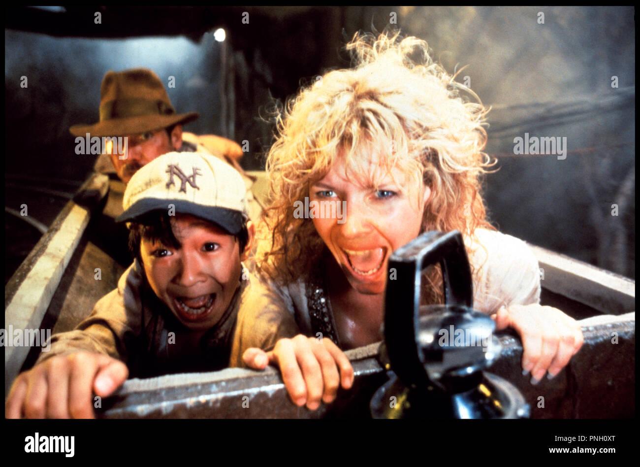 Prod DB © Lucasfilm - Paramount   DR INDIANA JONES ET LE TEMPLE MAUDIT ( 4dc94319a28