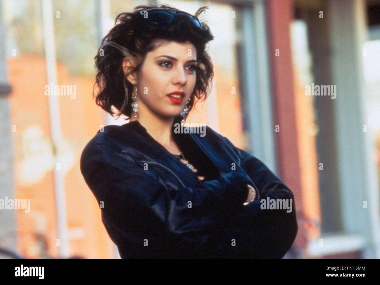 Original film title: MY COUSIN VINNY. English title: MY COUSIN VINNY. Year: 1992. Director: JONATHAN LYNN. Stars: MARISA TOMEI. Credit: 20TH CENTURY FOX / Album - Stock Image