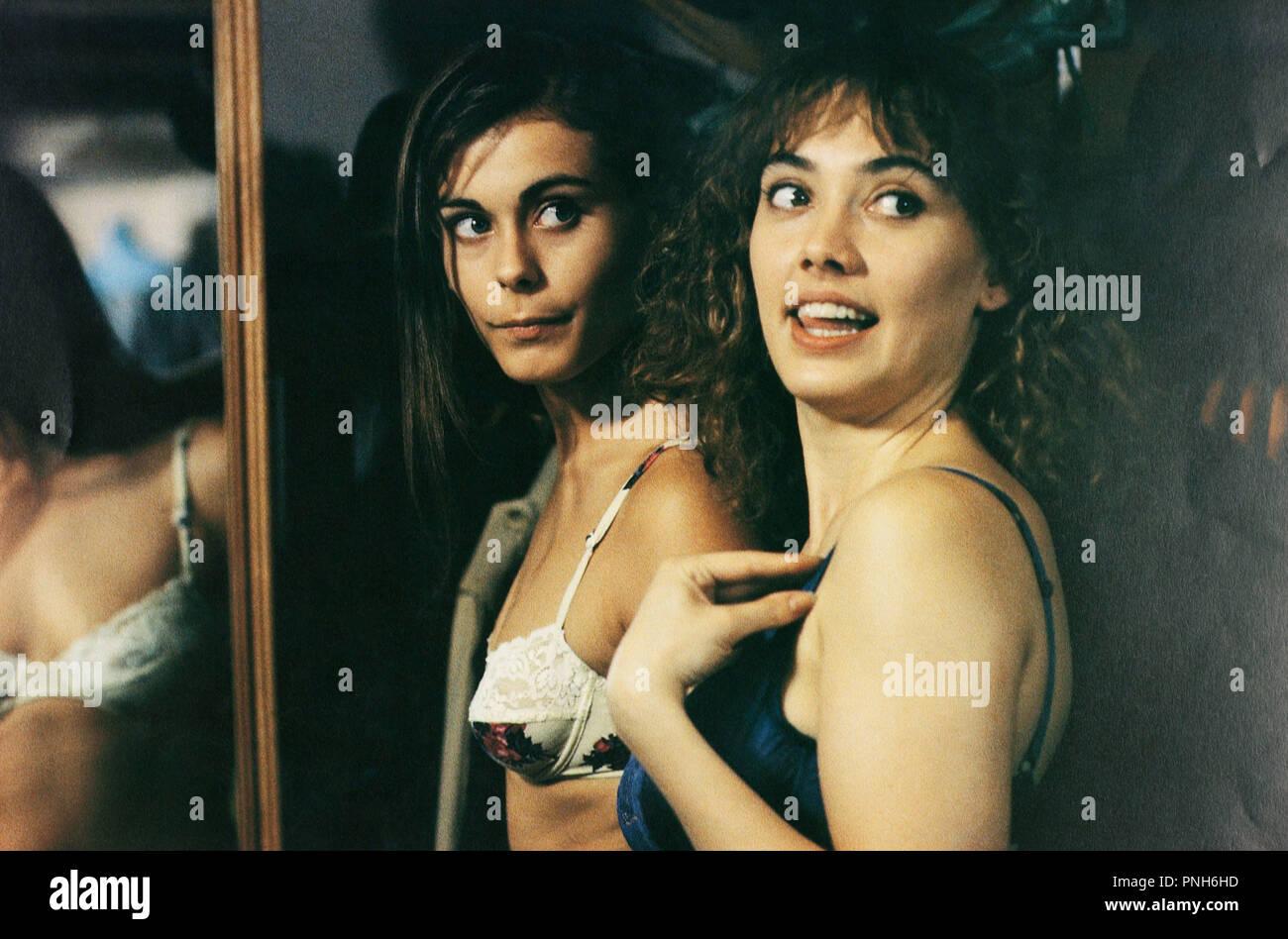 Original film title: NO ET TALLIS NI UN PEL. English title: NO ET TALLIS NI UN PEL. Year: 1992. Director: FRANCESC CASANOVA. - Stock Image