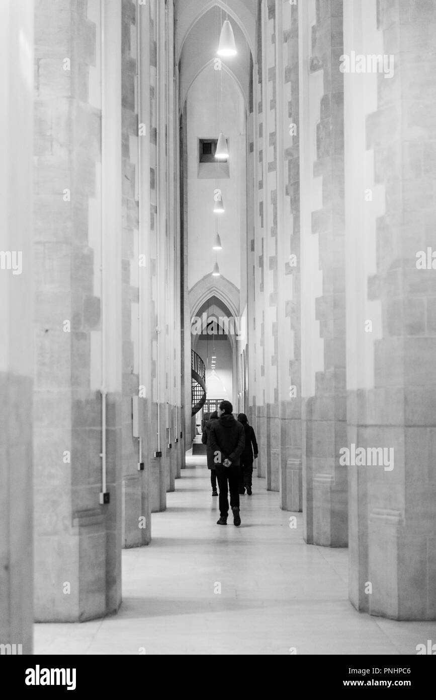 Guildford Cathedral - Stock Image