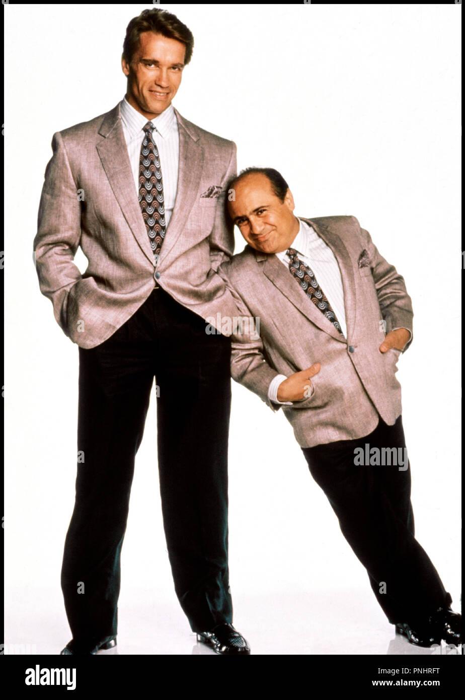 jumeaux schwarzenegger