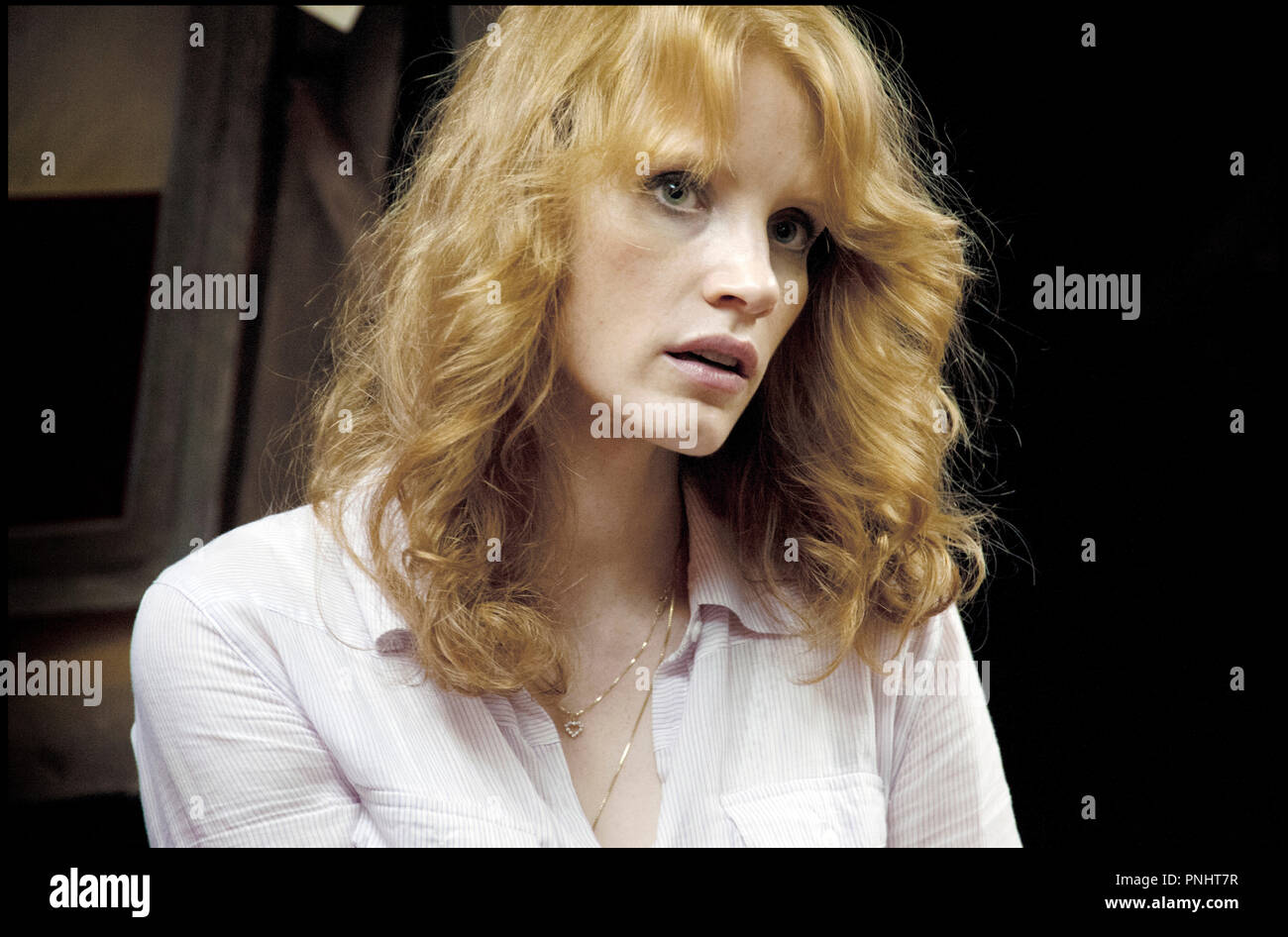 Prod DB © Forward Pass - Gideon Productions - Infinity Media / DR KILLING FIELDS (TEXAS KILLING FIELDS) de Ami Canaan Mann 2011 USA avec Jessica Chastain tiré d'une histoire vraie, polar, thriller - Stock Image