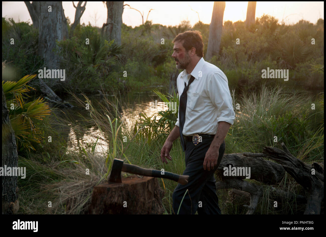 Prod DB © Forward Pass - Gideon Productions - Infinity Media / DR KILLING FIELDS (TEXAS KILLING FIELDS) de Ami Canaan Mann 2011 USA avec Jeffrey Dean Morgan tiré d'une histoire vraie, polar, thriller - Stock Image