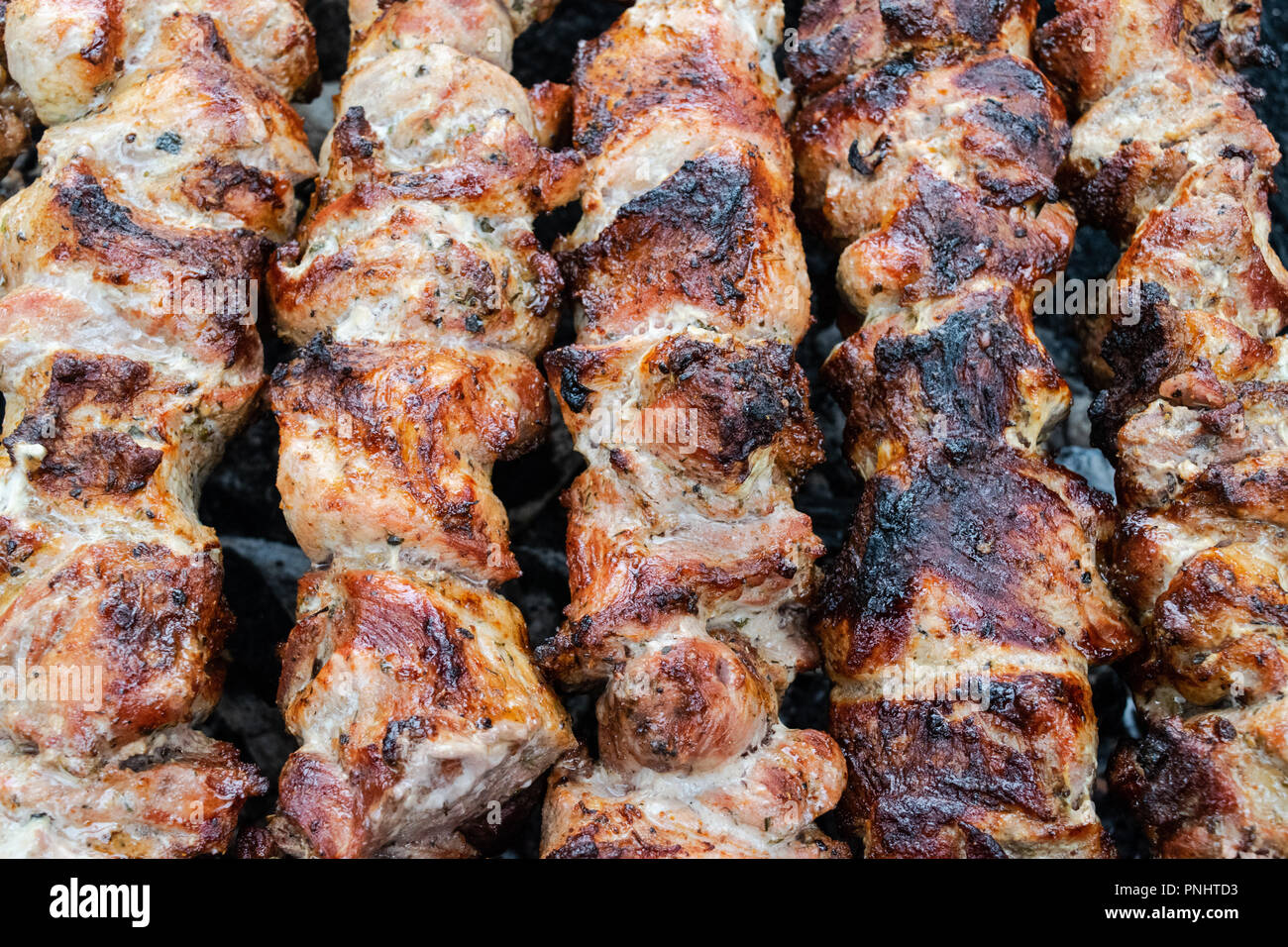 Where it is possible to fry shish kebabs
