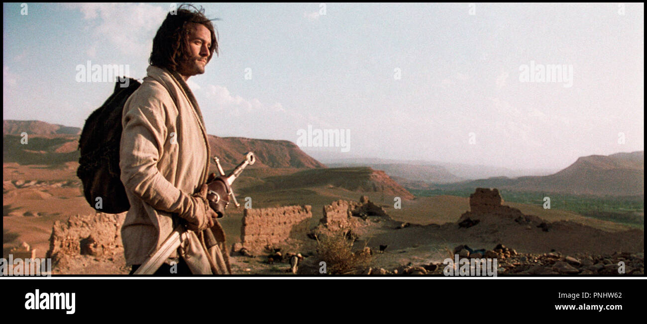 Prod DB © 20th Century Fox / DR KINGDOM OF HEAVEN (KINGDOM OF HEAVEN) de Ridley Scott 2005 USA avec Orlando Bloom terre sainte, spiritualite, pelerinage - Stock Image