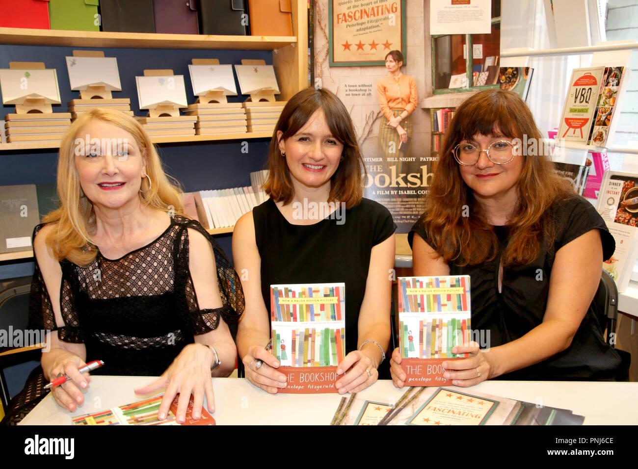 05fcbababd30 Hamptons Film Festival - 'The Bookshop' - Premiere Featuring ...