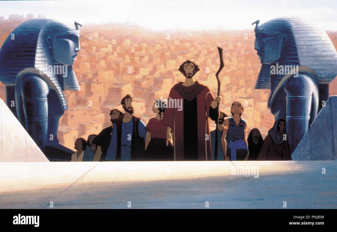 The Prince of Egypt - Box Office Mojo