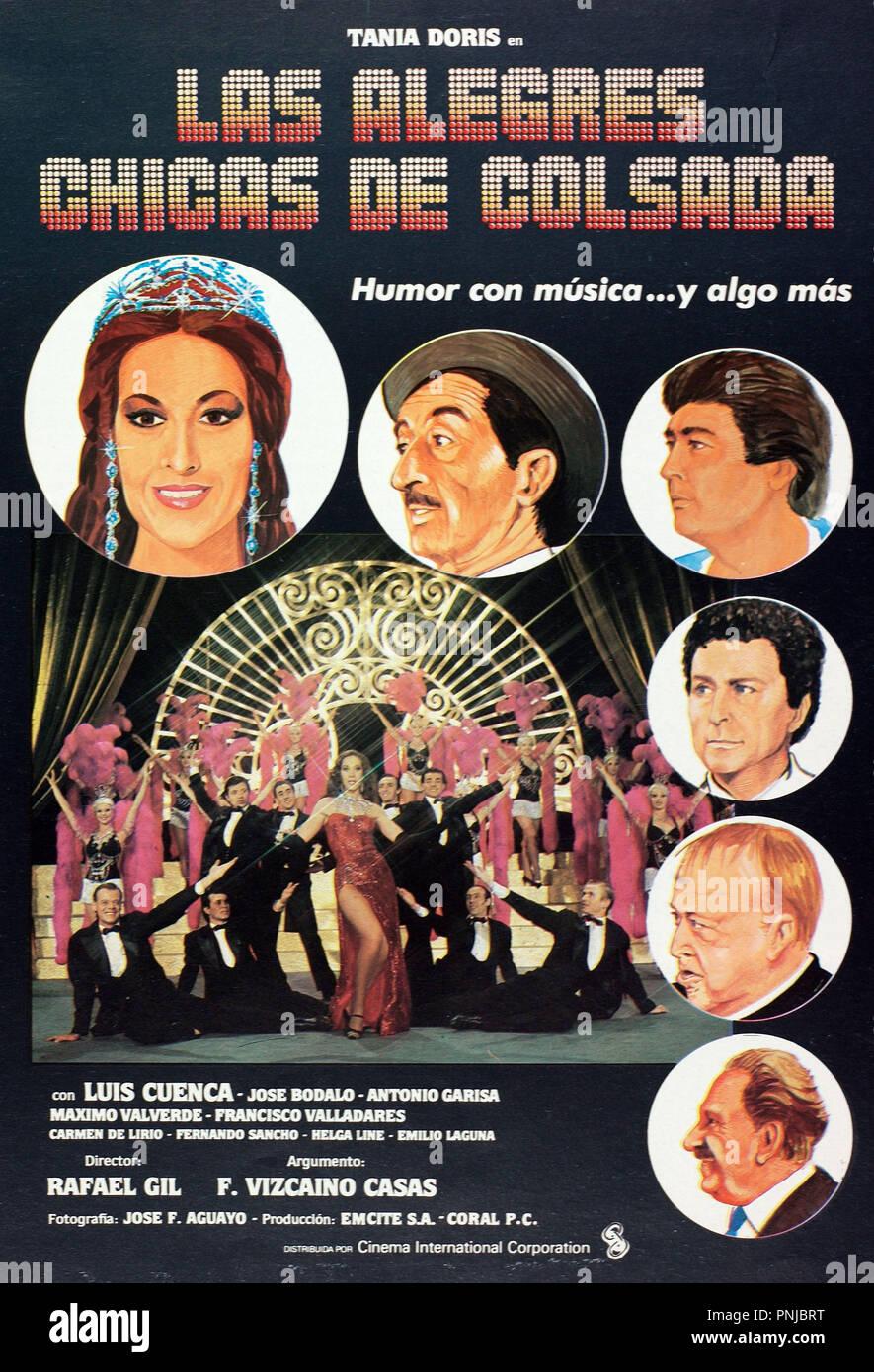 Las alegres vampiras de Vögel Spanish Horror poster