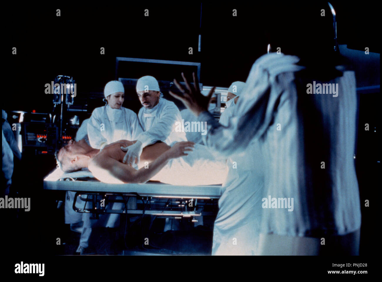 Prod DB © Mad Chance - New Line Cinema / DR INTRUSION (THE ASTRONAUT'S WIFE) de Rand Ravich 1999 USA urgences, reanimation, - Stock Image