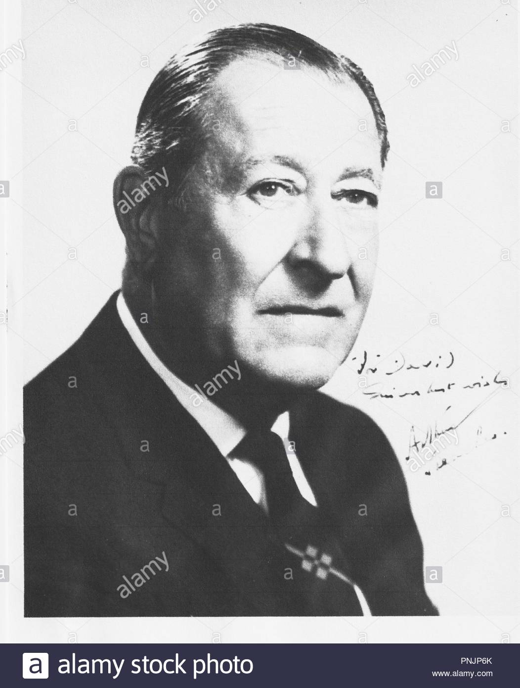 Arthur Treacher (1894?975 (naturalized American citizen)