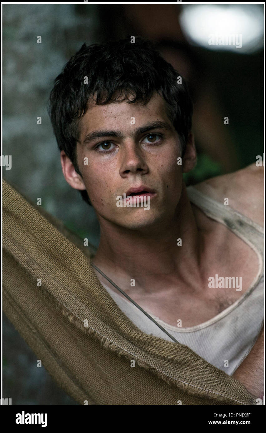 Wes Ball Dylan Obrien Stock Photos Wes Ball Dylan Obrien