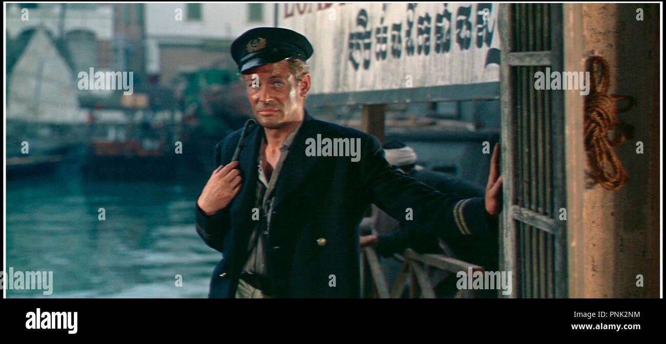 Prod DB © Columbia Pictures / DR LORD JIM de Richard Brooks 1965 GB/USA avec Peter O'Toole aventure, marin d'apres le roman de Joseph Conrad - Stock Image