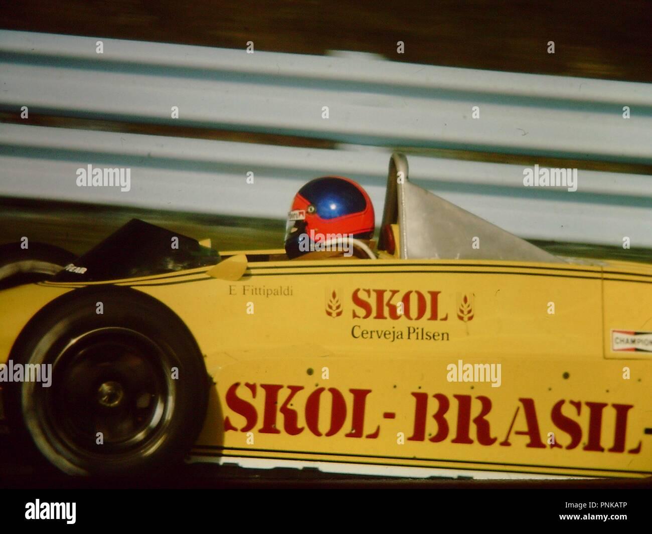 Brian Harris Chevrolet >> Emerson Fittipaldi Stock Photos & Emerson Fittipaldi Stock Images - Alamy