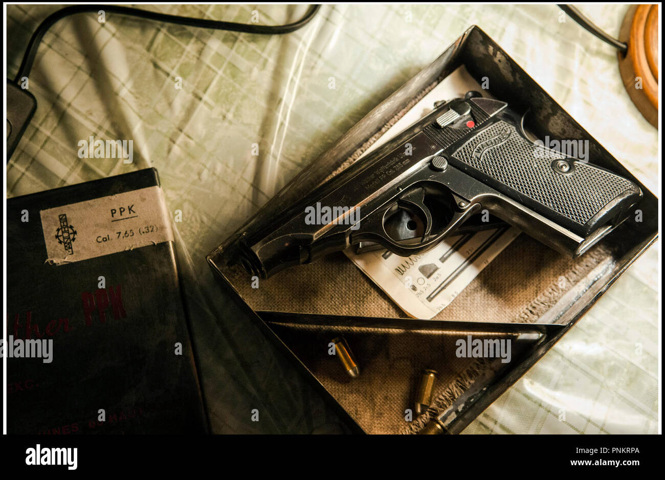 Walther PpkStock Photos and Images