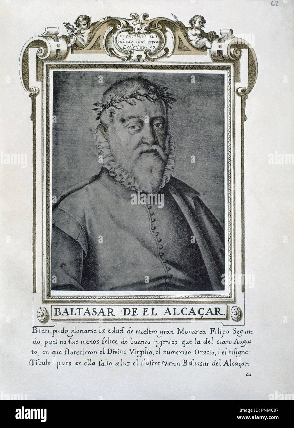 Baltasar del Alcazar alcazar poeta