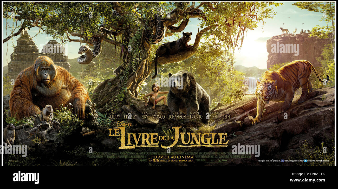 Mowgli And Baloo Stock Photos & Mowgli And Baloo Stock Images - Alamy