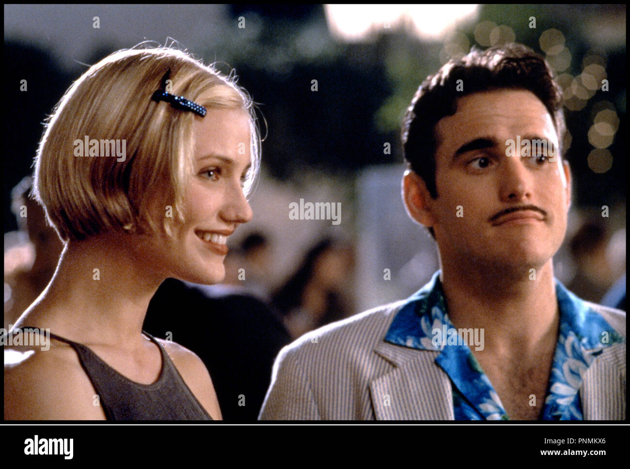 Prod DB © 20 th Century Fox / DR MARY A TOUT PRIX (THERE'S SOMETHING ABOUT MARY) de Bobby et Peter Farrelly 1998 USA avec Cameron Diaz et Matt Dillon barette, - Stock Image
