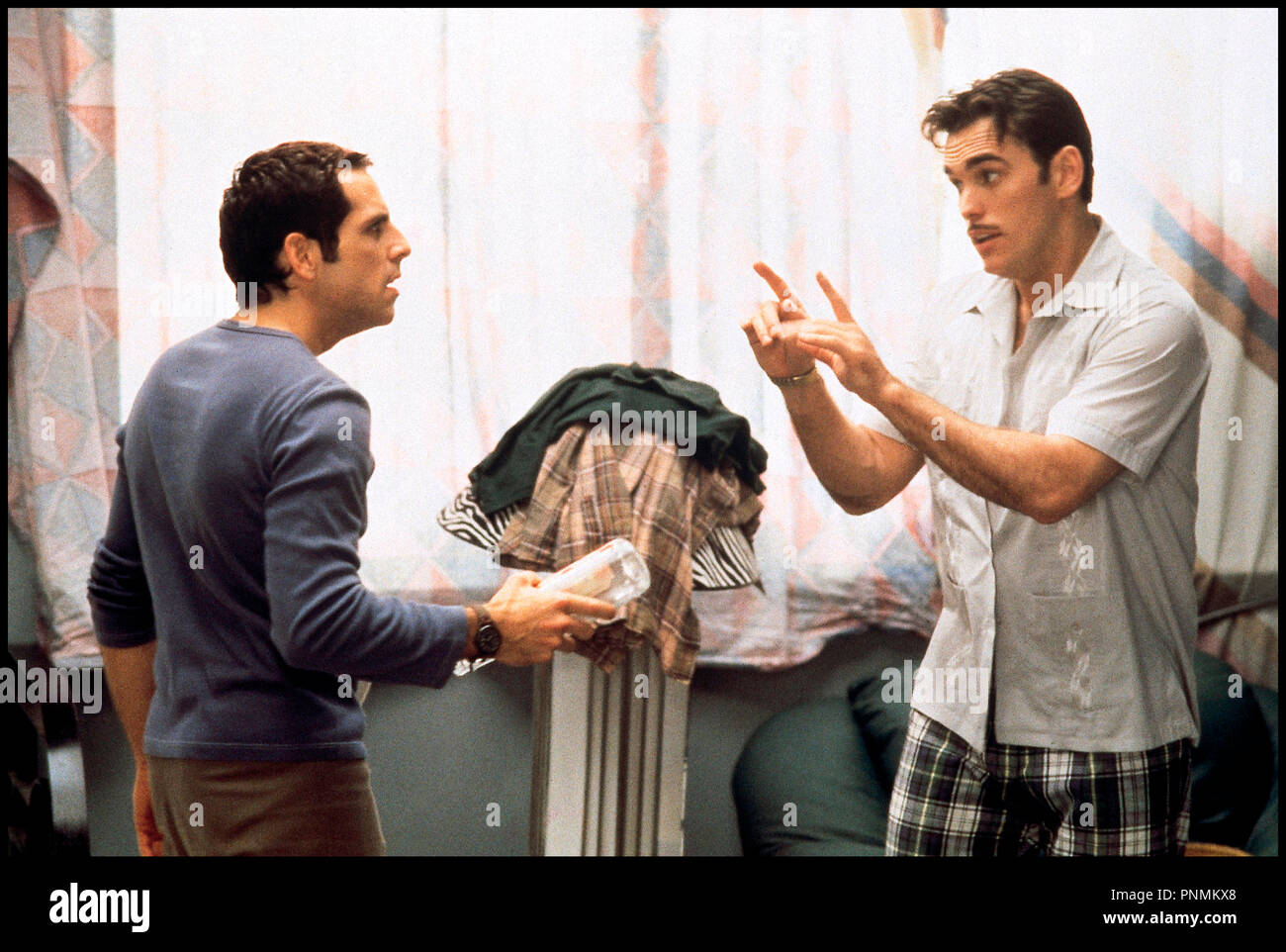 Prod DB © 20 th Century Fox /DR MARY A TOUT PRIX (THERE'S SOMETHING ABOUT MARY) de Bobby Farrelly et Peter Farrelly 1998 USA avec Ben Stiller et Matt Dillon - Stock Image