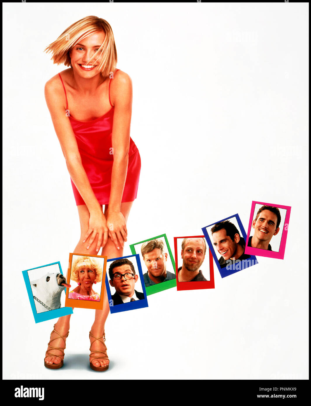Prod DB © 20 th Century Fox /DR MARY A TOUT PRIX (THERE'S SOMETHING ABOUT MARY) de Bobby et Peter Farrelly 1998 USA avec Cameron Diaz - Stock Image