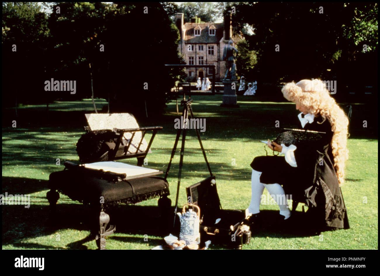 Prod Db A C Bfi Channel Four Dr Meurtre Dans Un Jardin Anglais