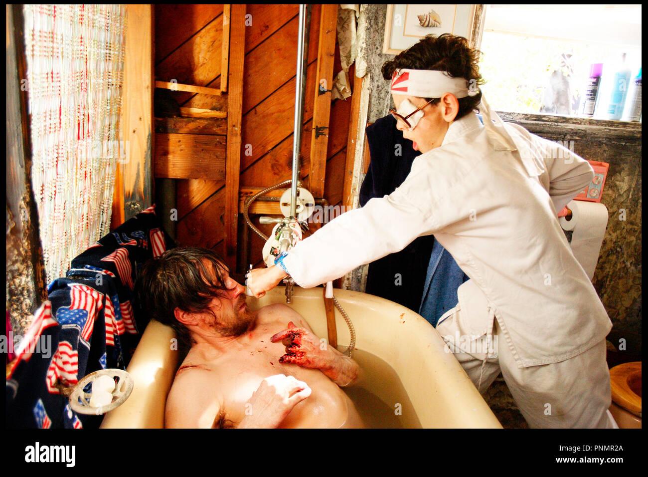 Prod DB ©Working Title - Universal / DR MI$E A PRIX (SMOKIN' ACES) de Joe Carnahan 2007 USA / GB / FRA  avec Martin Henderson et Zach Cumer - Stock Image