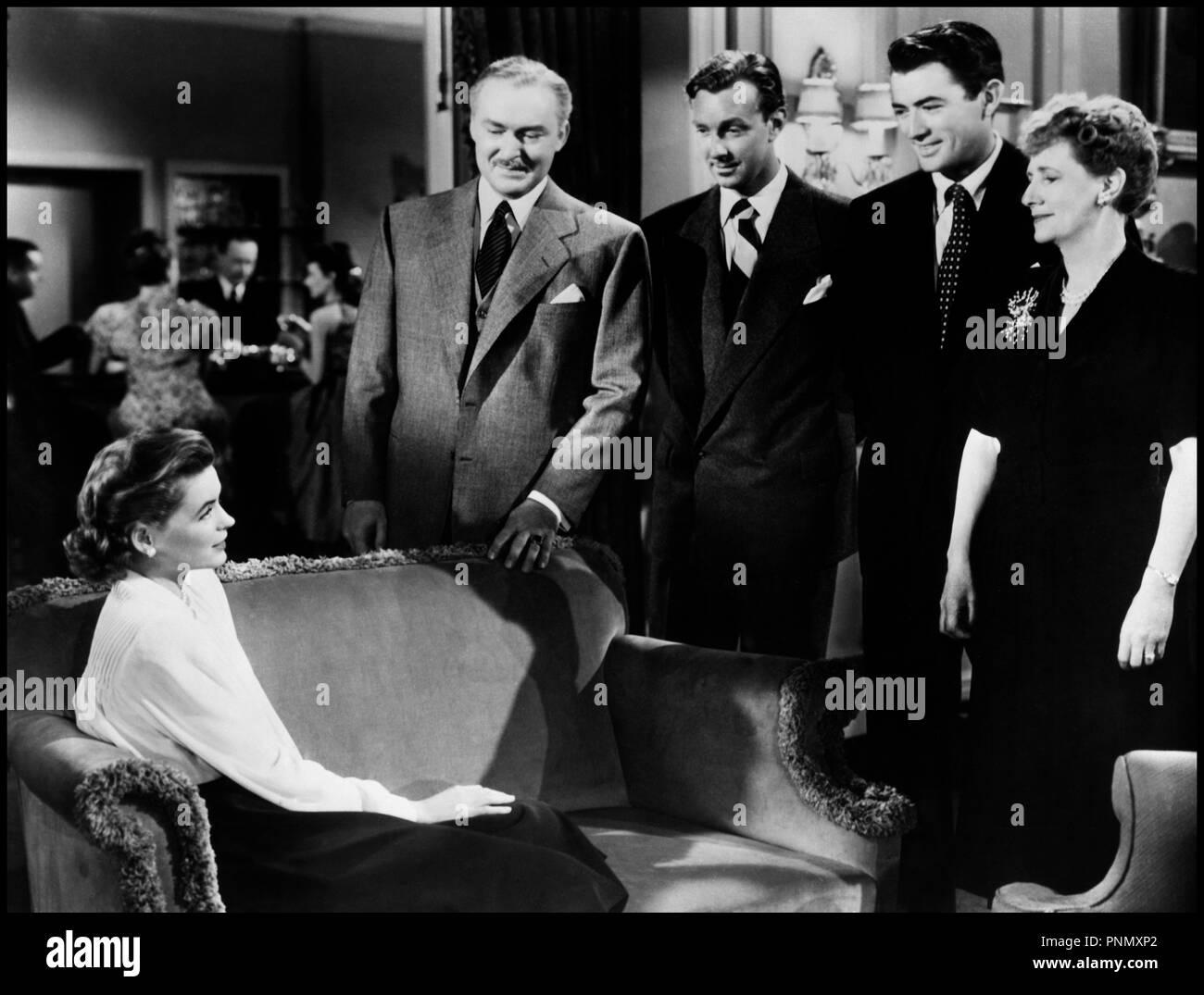 Gentlemans Agreement 1947 Dorothy Mcguire Stock Photos Gentlemans