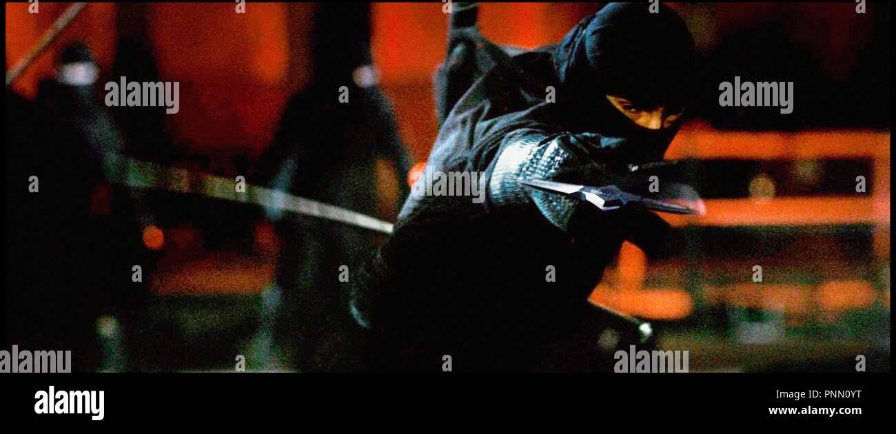 Prod DB © Warner Bros. Pictures / DR NINJA ASSASSIN de James McTeigue 2009 USA/ALL. arts martiaux - Stock Image
