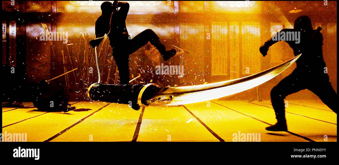 Prod DB © Warner Bros. Pictures / DR NINJA ASSASSIN de James McTeigue 2009 USA/ALL. arts martiaux, combat - Stock Image