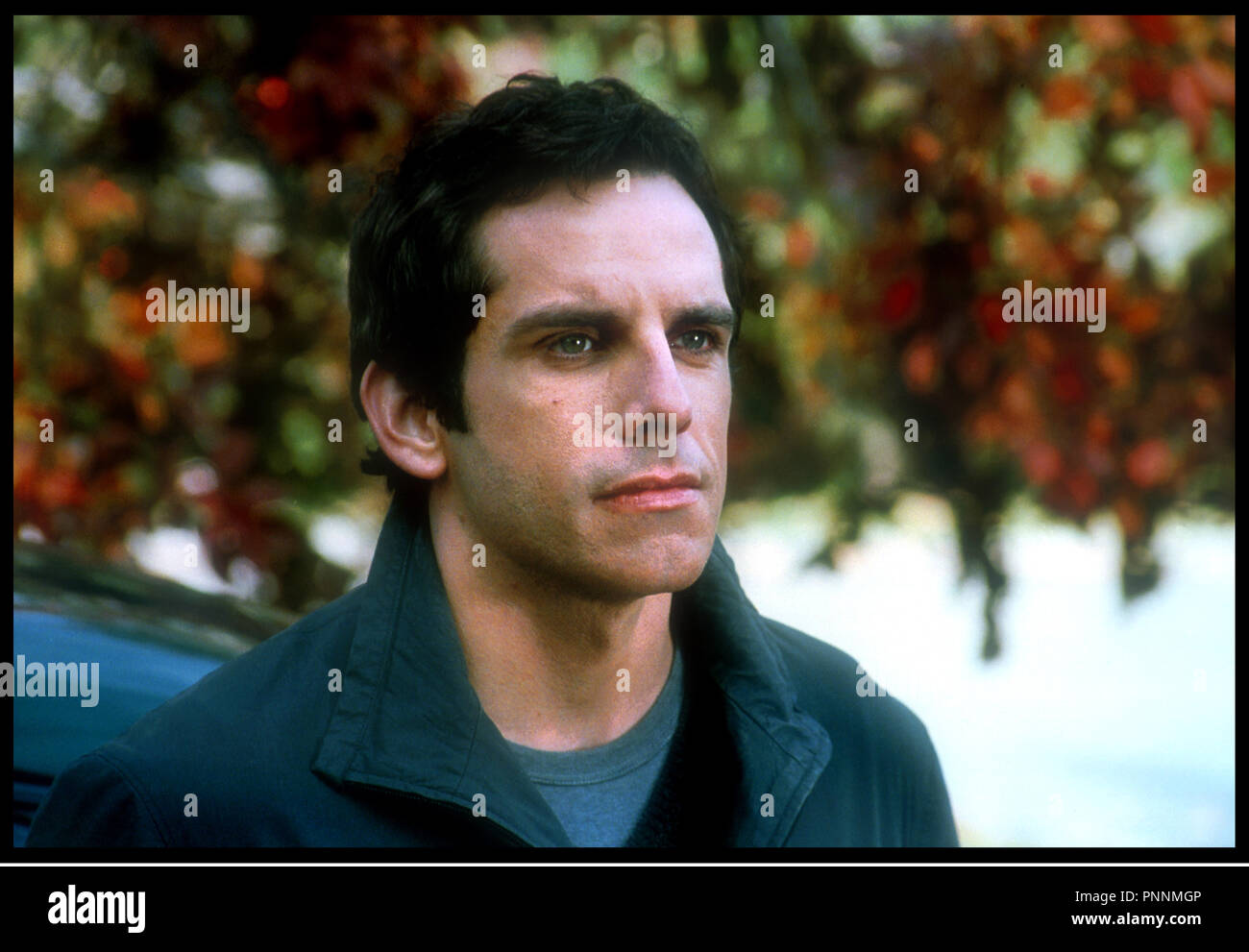 Prod DB © Universal / DR MON BEAU-PERE ET MOI (MEET THE PARENTS) de Jay Roach 2000 USA avec Ben Stiller  portrait - Stock Image