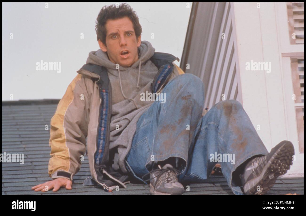 Prod DB © Universal / DR MON BEAU-PERE ET MOI (MEET THE PARENTS) de Jay Roach 2000 USA avec Ben Stiller - Stock Image