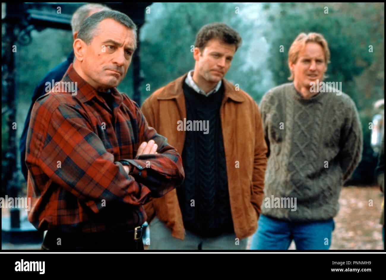 Prod DB © Universal / DR MON BEAU-PERE ET MOI (MEET THE PARENTS) de Jay Roach 2000 USA avec Robert De Niro - Stock Image