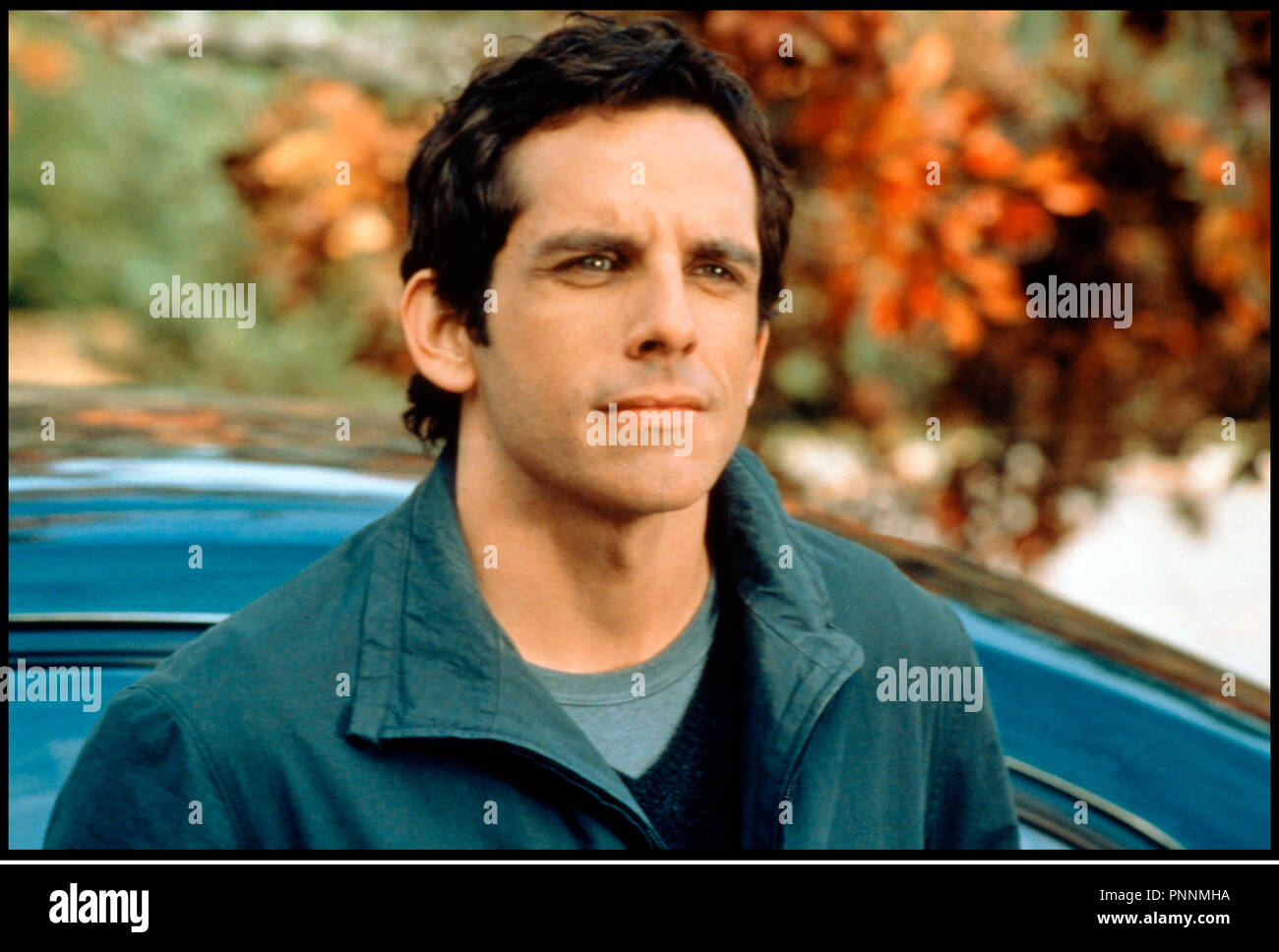 Prod DB © Universal / DR MON BEAU-PERE ET MOI (MEET THE PARENTS) de Jay Roach 2000 USA avec Ben Stiller portrait Stock Photo