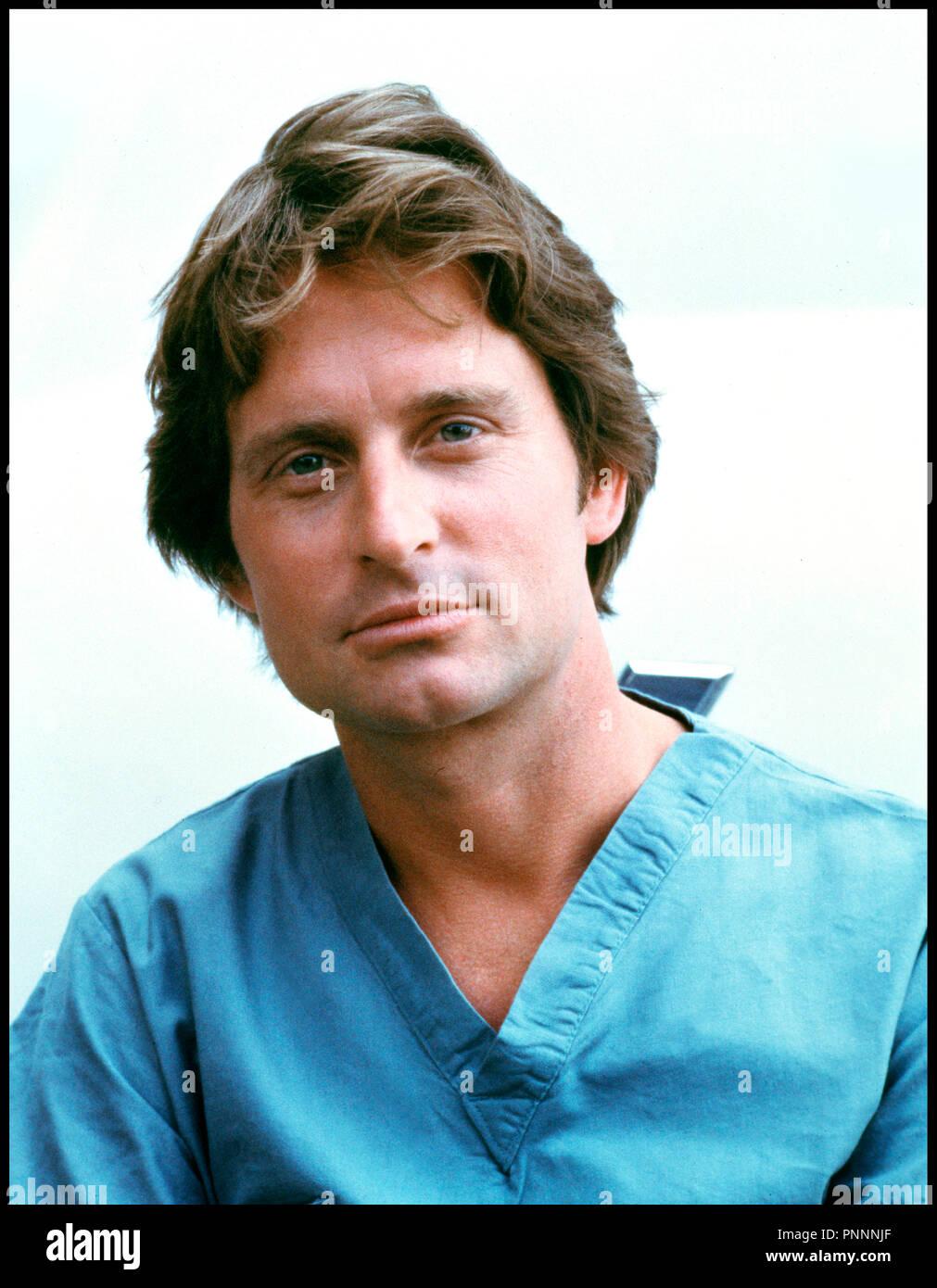 Prod DB © MGM / DR MORTS SUSPECTES (COMA) de Michael Crichton 1978 USA Avec Michael Douglas infirmier d'après un roman de Robin Cook - Stock Image