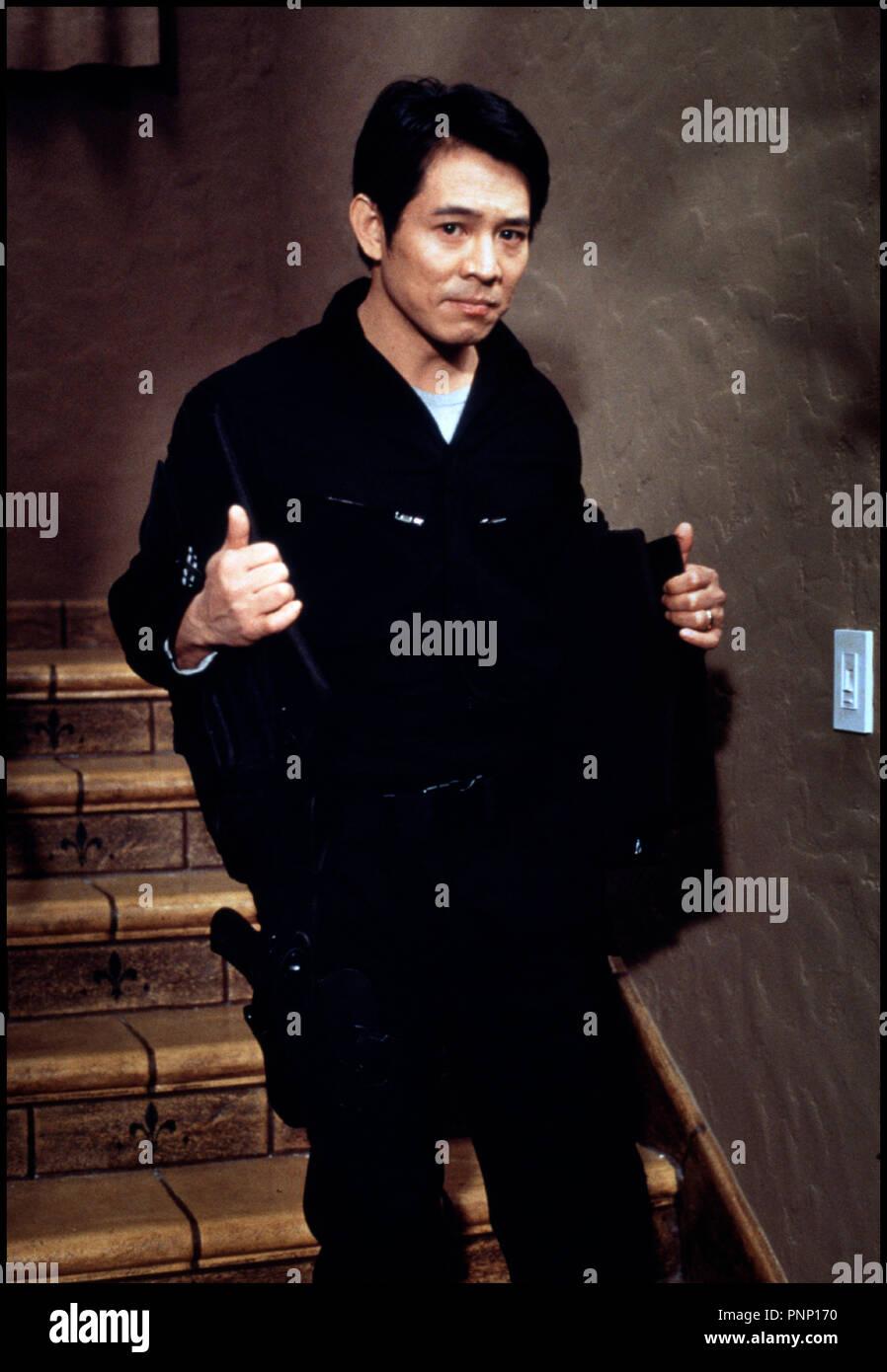 Prod DB © Revolution Studios / DR THE ONE (THE ONE) de James Wong 2001 USA avec Jet Li arts martiaux - Stock Image
