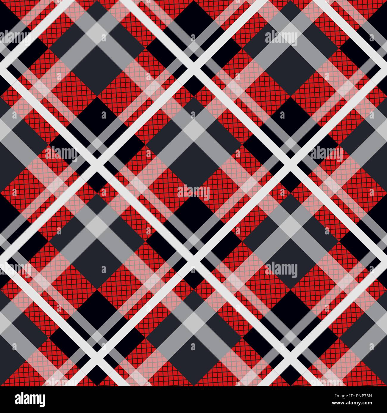 Tartan, plaid pattern vector background. Folk Retro. Tartan