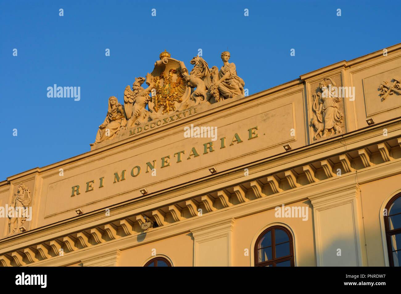 Wien Vienna Mint Münze österreich 03 Landstraße Wien Austria