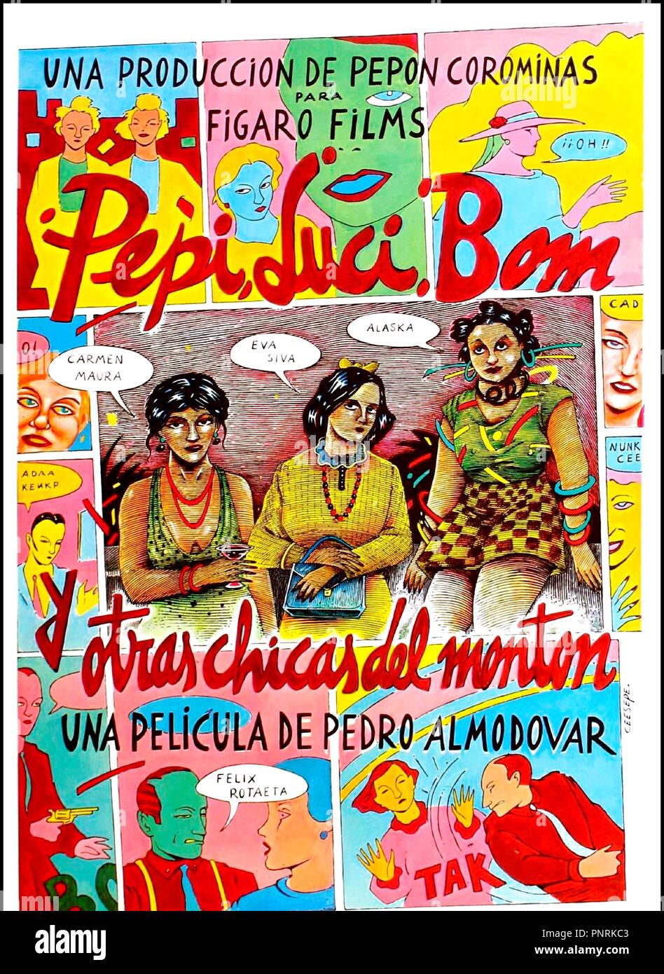 Pepi, Luci, Bom Y Otras Chicas Del Monton