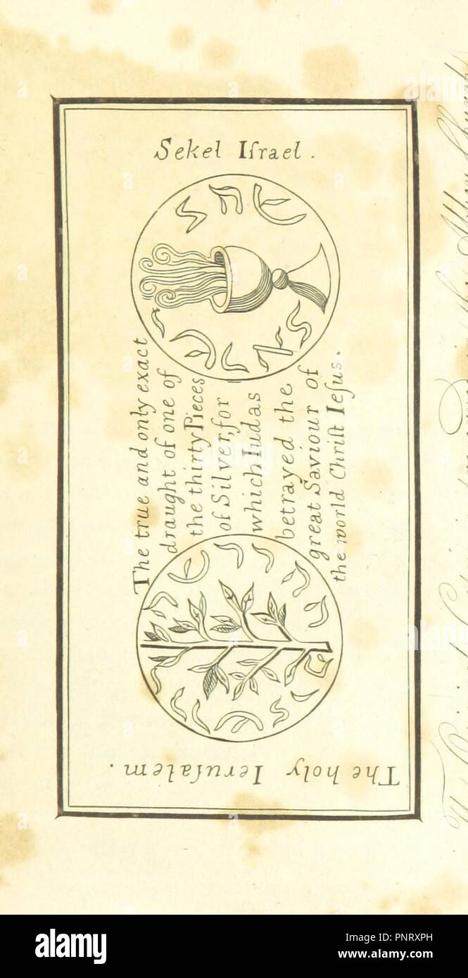 Image  from page 367 of 'An historical and typographical description of the municipium of ancient Verulam; the martyrdom of St. Alban; foundation of the monastery; . and an abridged biography of the several abbots . With 0051. - Stock Image