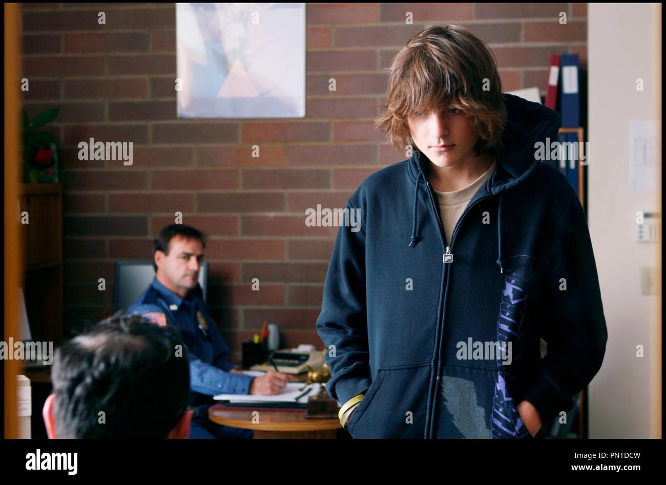 Prod DB © MK2 Productions / DR PARANOID PARK (PARANOID PARK) de Gus Van  Sant 2007 USA avec Gabe Nevins d'apres le roman de Blake Nelson