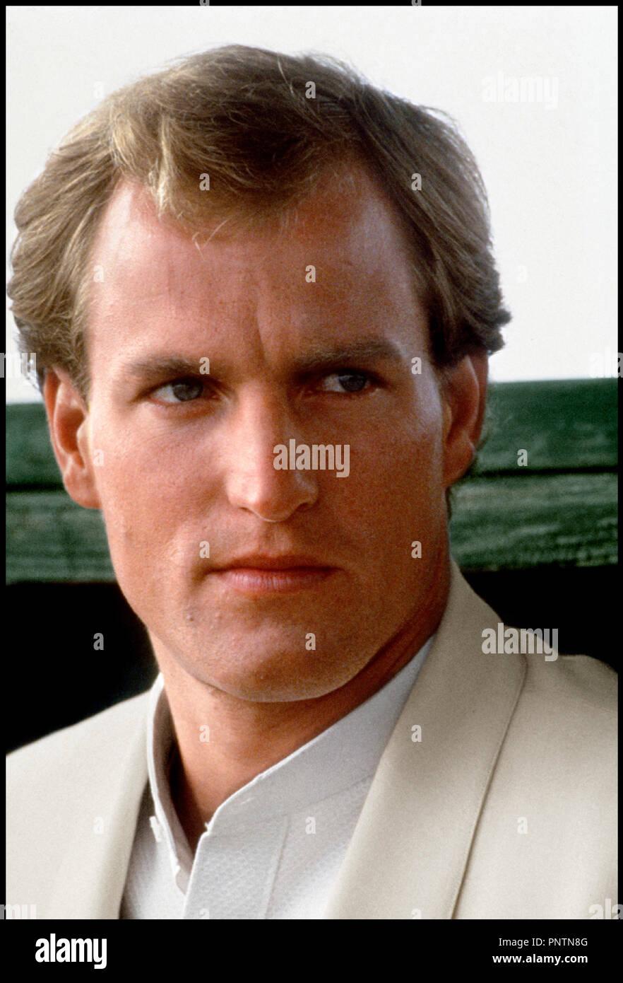 Prod DB ©ÊParamount / DR PROPOSITION INDECENTE (INDECENT PROPOSAL) de Adrian Lyne 1993 USA avec Woody Harrelson portrait - Stock Image