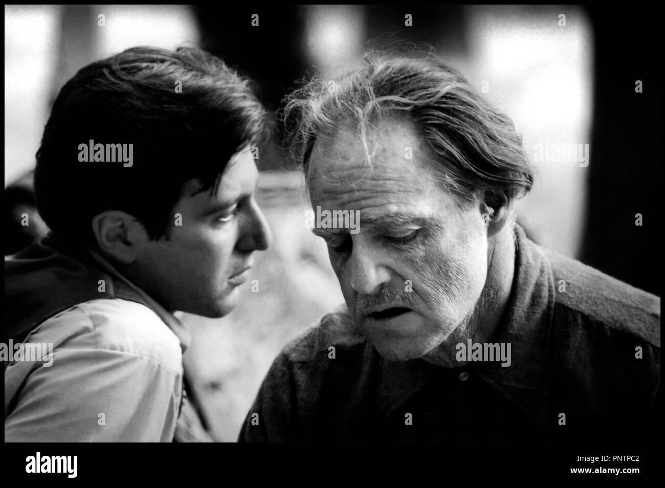 Prod DB © Paramount   DR LE PARRAIN (THE GODFATHER) de Francis Ford Coppola 3f12aeb6cad