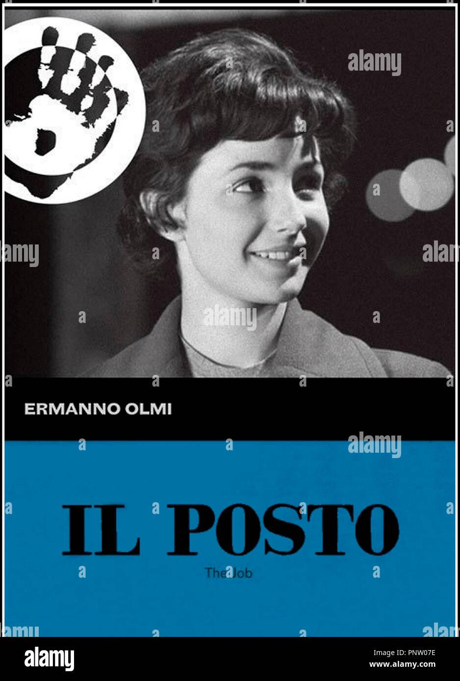 Prod DB © 24 Horses - Titanus   DR IL POSTO - L EMPLOI (IL POSTO) de Ermanno  Olmi 1961 ITA. visuel 582bc4ea72b