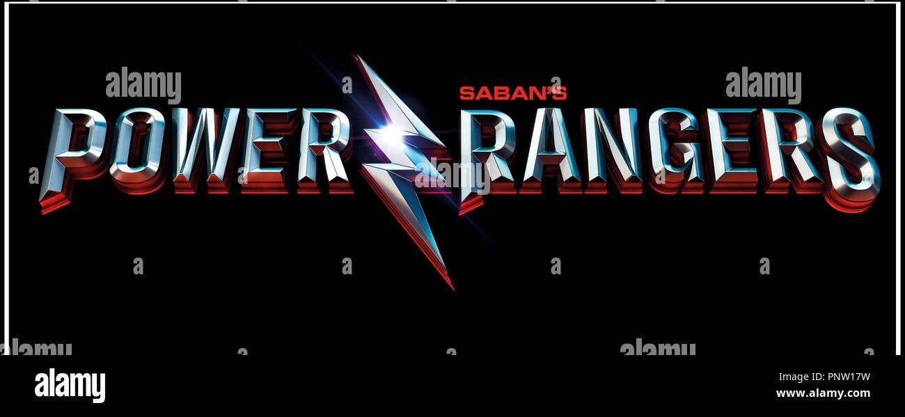 Prod DB © Lionsgate - Saban Brands -Saban Entertainment / DR POWER RANGERS de Dean Israelite 2017 USA titre fantastique, action, super heros d'apres la serie TV 'Mighty Morphin Power Rangers' créée par Haim Saban et Shuki Levy - Stock Image